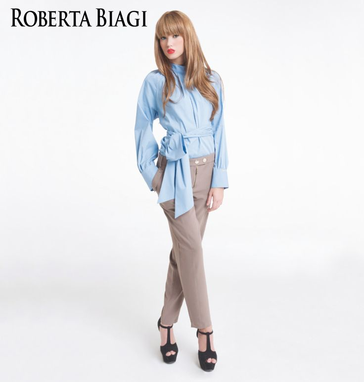 Spring Summer Outfit by Roberta Biagi New Collection