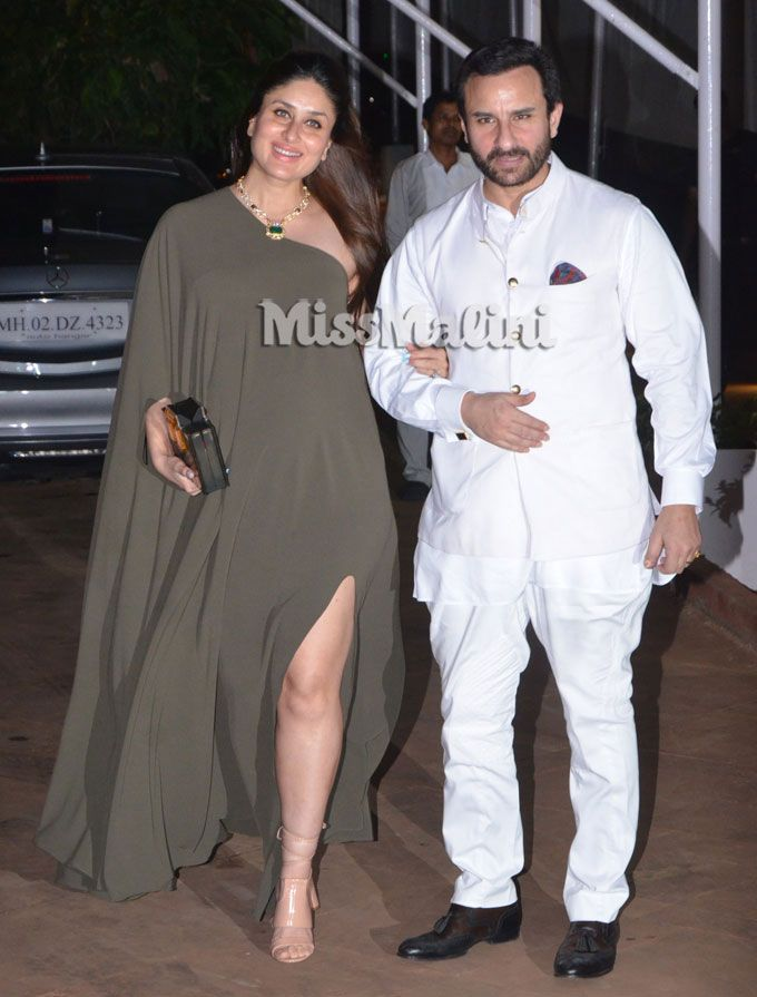 Saif Ali Khan Sent Out The Funniest Press Release About The Birth Of His & Kareena Kapoors Child