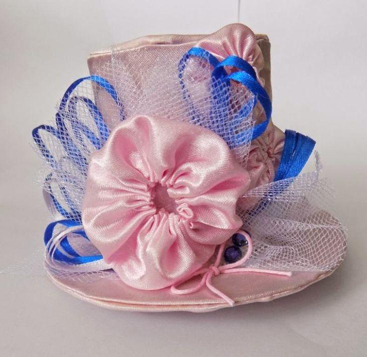 Шляпка и юбка к 8 марта