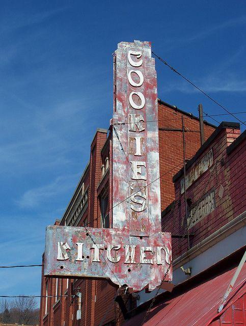 Cookie's Kitchen East Liverpool, Ohio