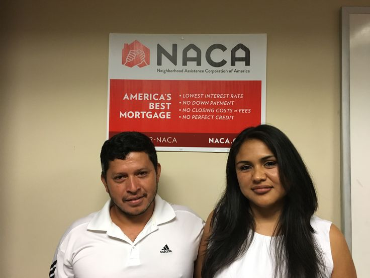 Thanks to the incredible interest rate buy down feature of the #NACAPurchase Program, the Reyes family got an interest rate 0.0625% (one sixteenth of one percent)! Paying less than rent and their mortgage payment goes almost entirely to principal with an average of only $4 in interest! #AmericanDream 0.526%APR