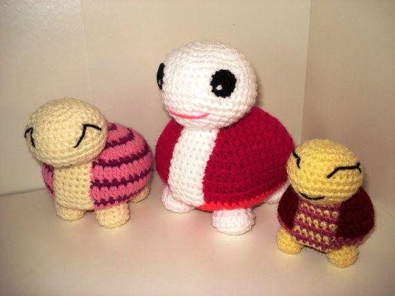 Amigurumi Magazine Pdf : Best amigurumi water creatures images crochet