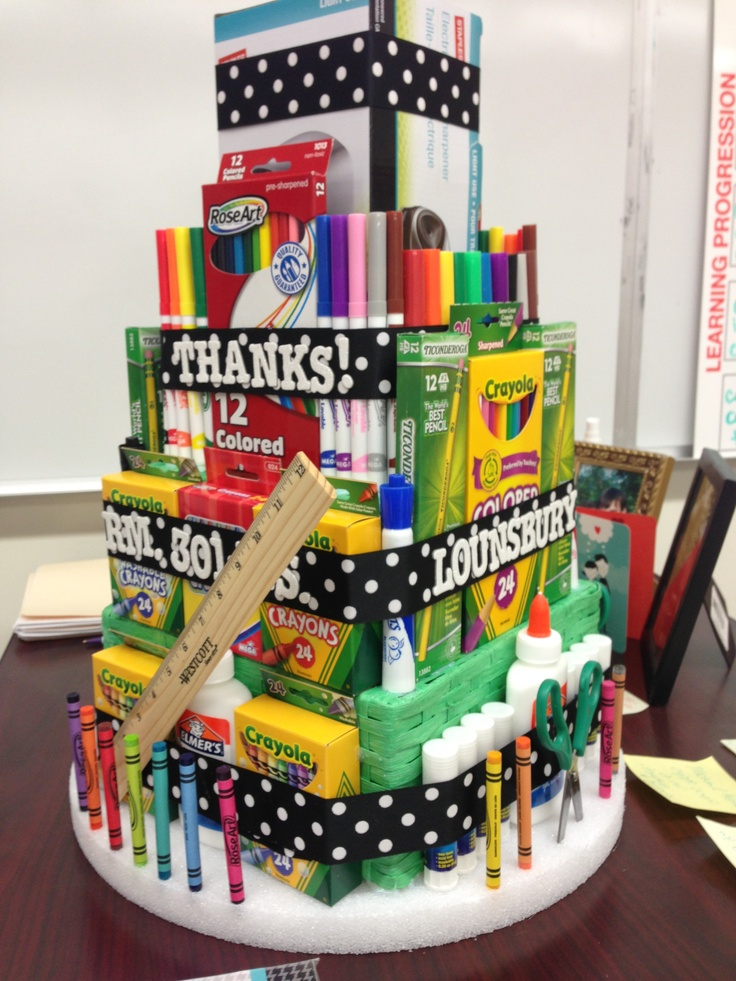 """This was my """"thank-you"""" gift to my cooperating teacher during my student teaching!"""