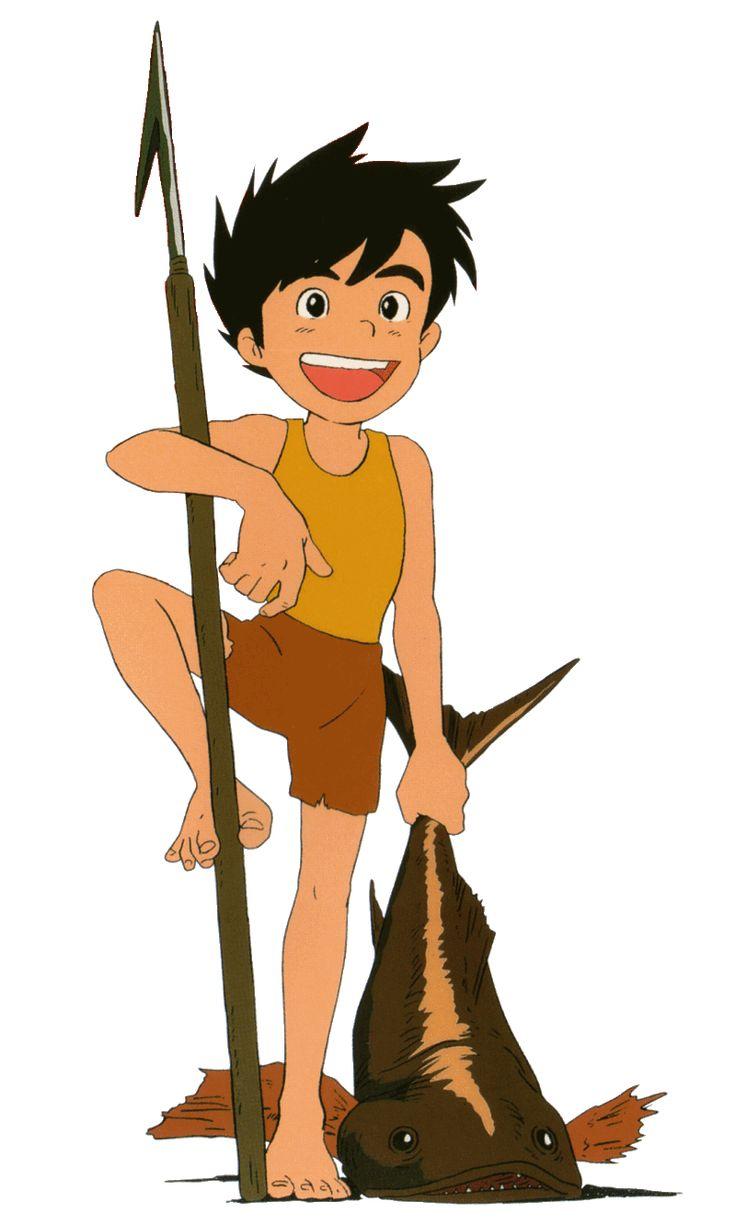 Conan / Future Boy Conan (Mirai shônen Konan) (1978) عدنان ولينا