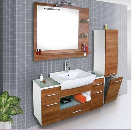Yeni banyo dolabı model ve çeşitleri 2015