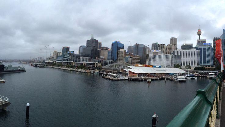Darling harbour, Sydney!!