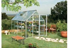 Hybrid Greenhouses Easy to assembly and install. Great looking addition to your home.