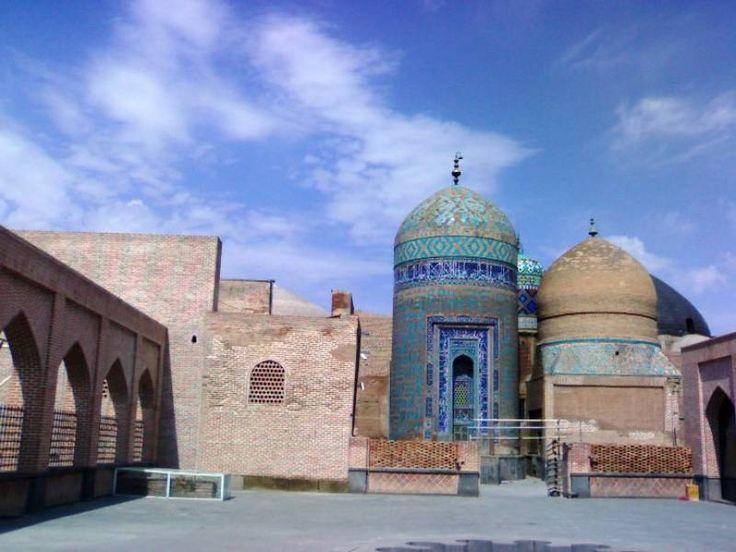 Sheikh Safi al Ddin Khanegah ( Ardabil ) http://iranparadise.com/en/gallerygroup/gallery/29