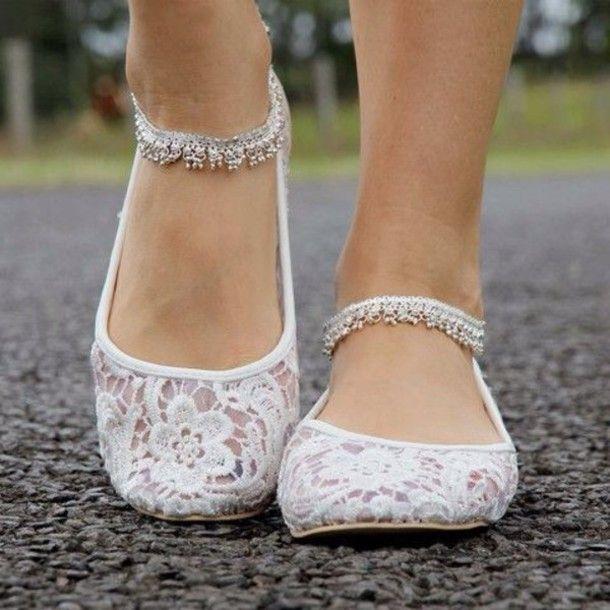 shoes wedding flats