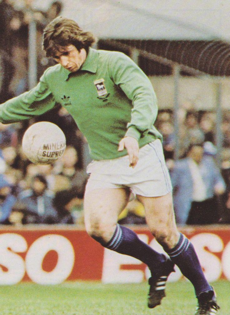Paul Cooper Ipswich Town 1980