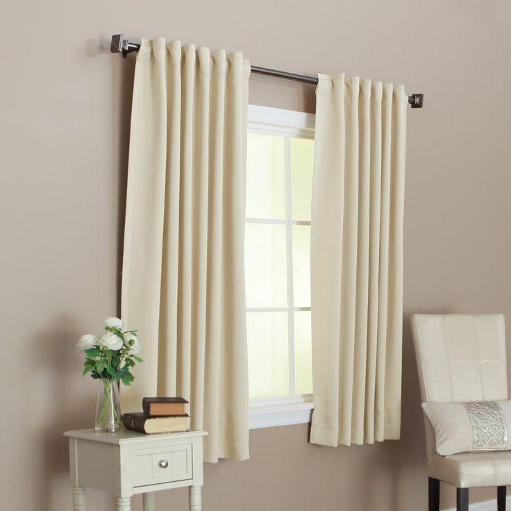 Die besten 25+ Kurze gardinen Ideen auf Pinterest Kurze vorhänge - scheibengardinen modern wohnzimmer