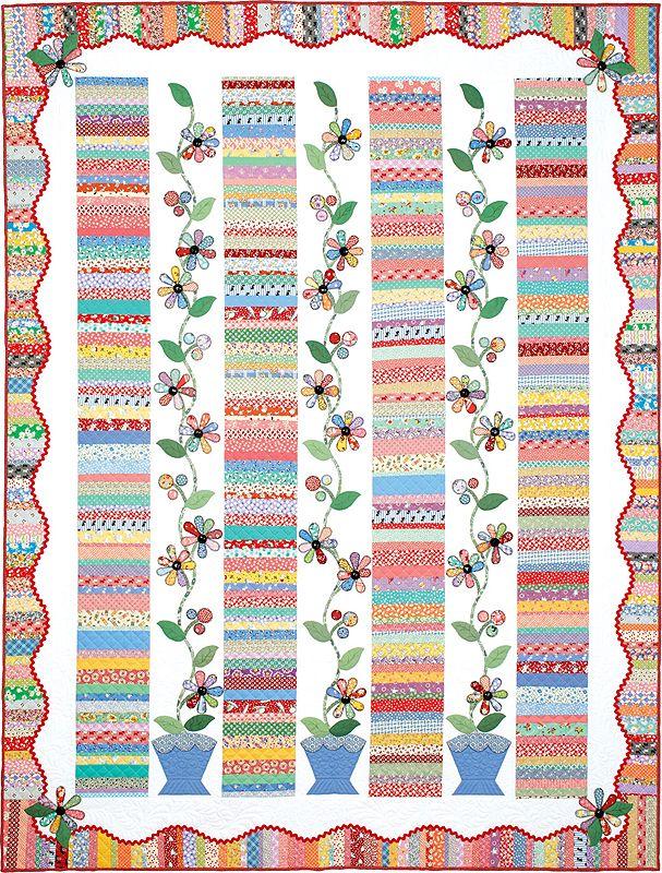 46 best Quilt Border Ideas, Online Lessons & Tutorials images on ... : pieced quilt border ideas - Adamdwight.com