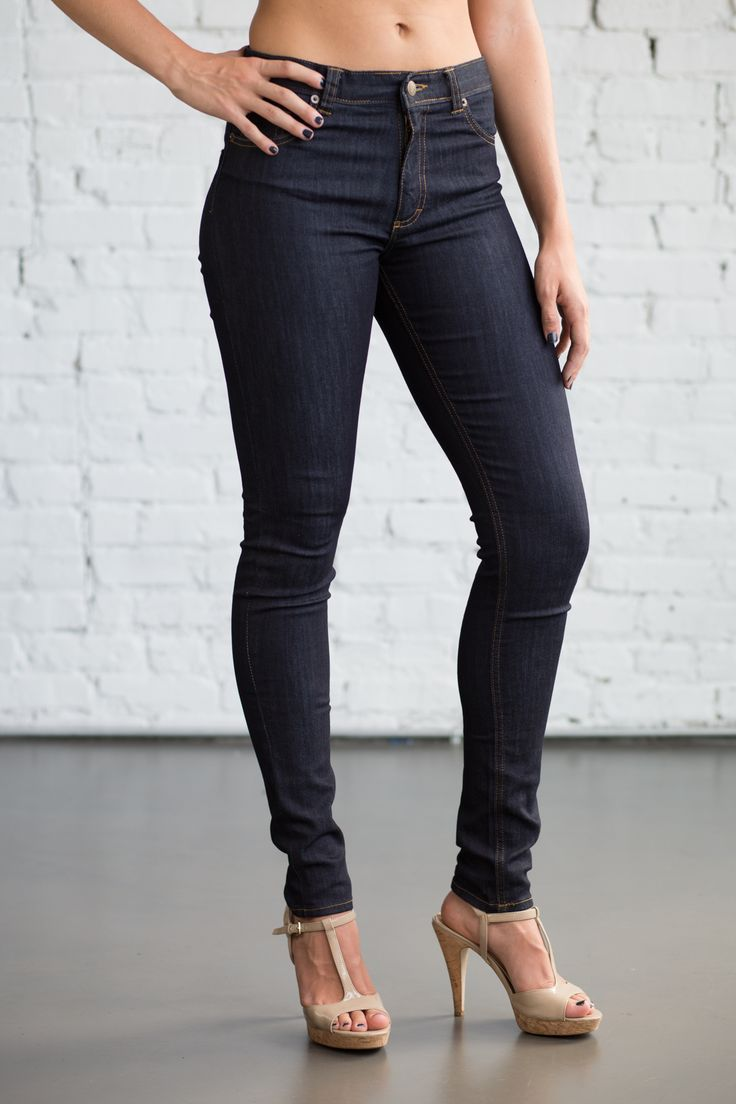 JEAN ALERT! I BOUGHT THESE EXACT JEANS IN CHICAGO THIS WEEKEND AT THE CHICAGO RENEGADE CRAFT FAIR... THESE ARE SERIOUSLY THE BEST JEANS I HAVE EVER BOUGHT! i KNOW HOW TO SEW AND I CAN TELL THEY ARE ACTUALLY HANDMADE AND MADE HERE IN THE STATES... BONUS!!!! DO YOURSELF A FAVOR AND CHECK THEM OUT! <3  Our proprietary denim ensures your jeans stay fit from the moment you put them on till the time you take ...