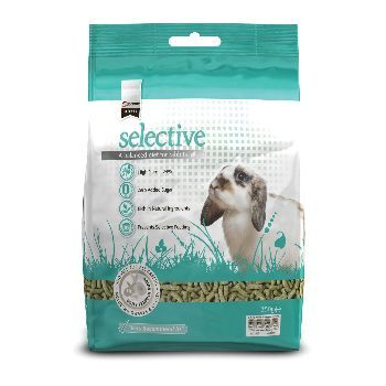Aliment Selective Lapin 350g