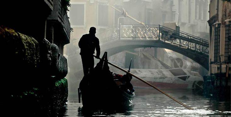 Les vaisseaux de Star Wars échoués dans Paris, New York ou San Francisco (image)