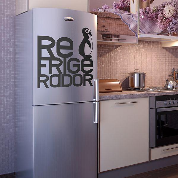 etiqueta adhesiva Cualquier Color Cocina citar vidas saludables wall//door//room Nevera Vinilo calcomanía