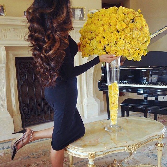 ليلى ميلاني خشبين / Leyla Milani Khoshbin style ❤