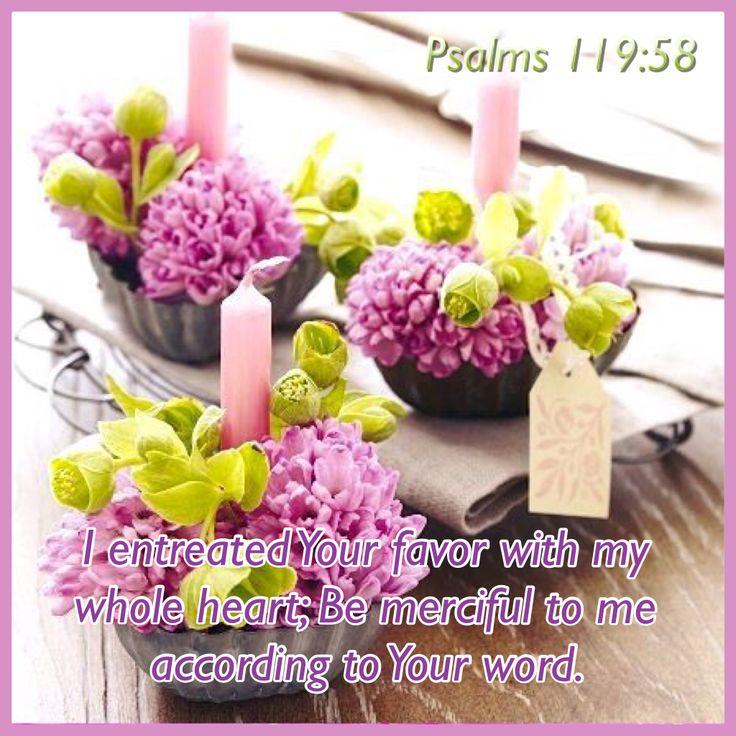 Psalm 119:58