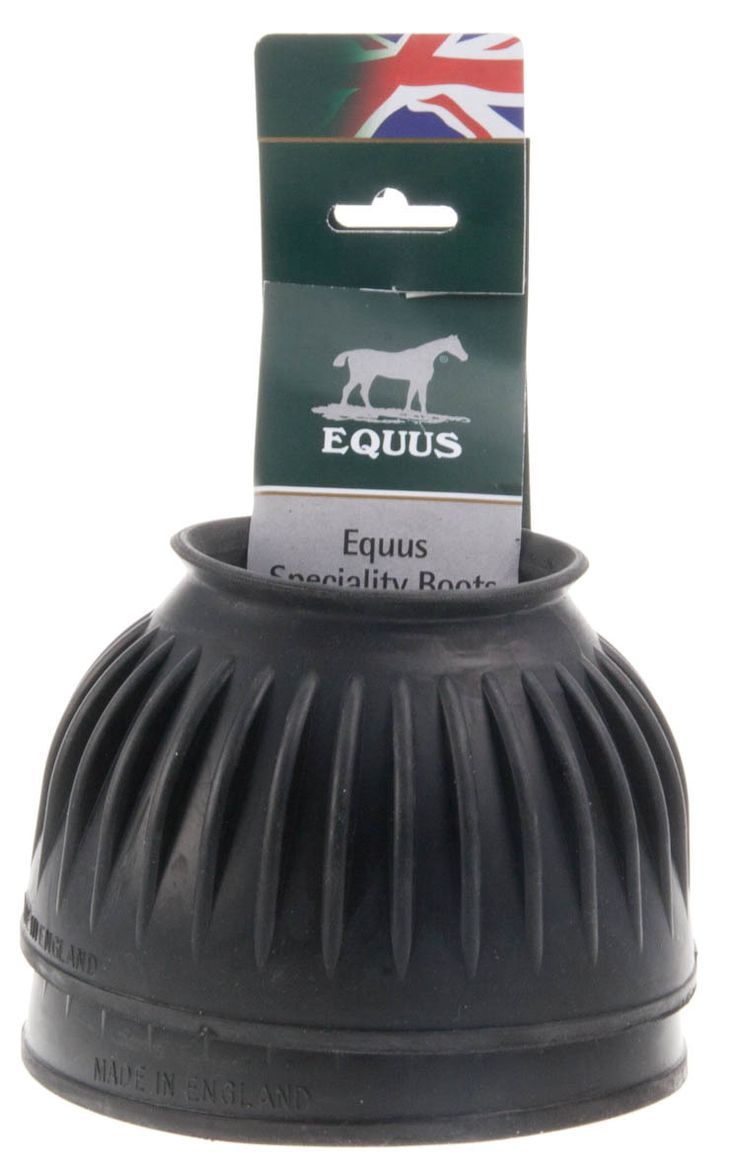 English Tack Store - Equus Rubber Bell Boots (http://www.englishtackshop.com/equus-rubber-bell-boots/)