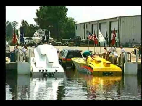Fountain Powerboats - Worlds Fastest Vee