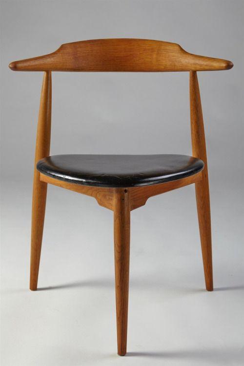 Heart chair by Hans Wegner