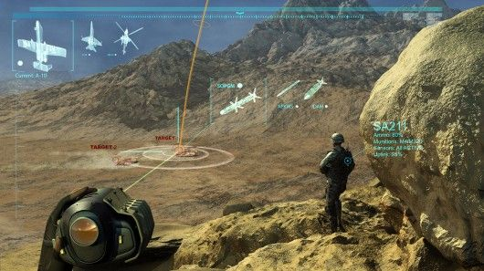 DARPA's Persistent Close Air Support (PCAS) project aims to improve coordination between military air and ground forces by means of a digital system that works up to seven times faster than regular paper maps and voice radio instructions, and with greater accuracy.