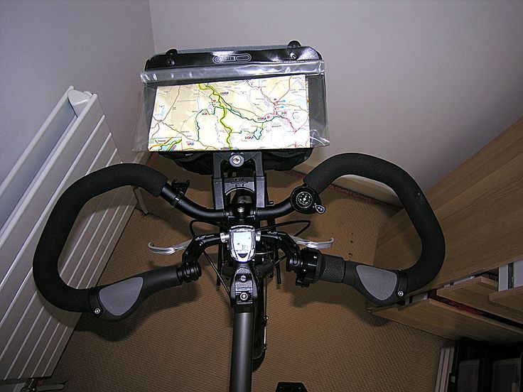 Butterfly bars - looks comfortable, might need some aerobars too?