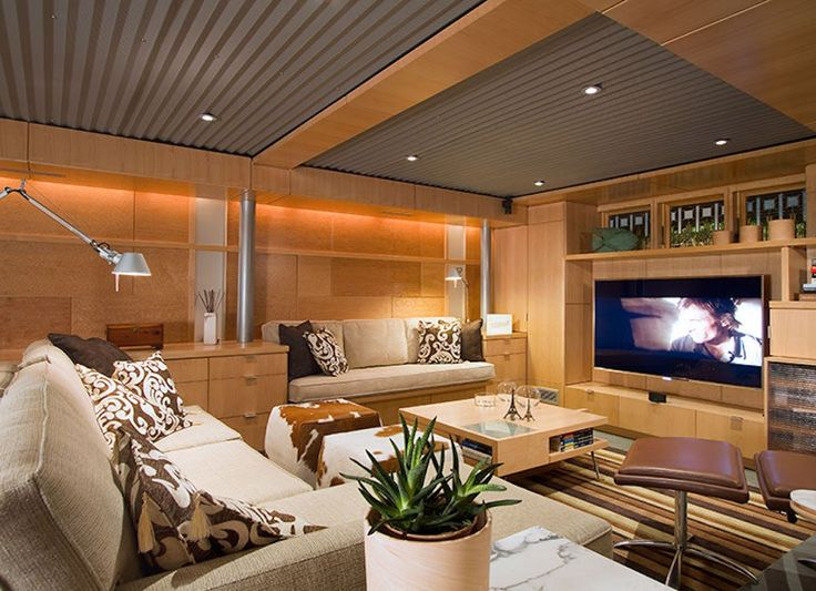 25 best basement ceilings ideas on pinterest finish - Basement ideas for small spaces pict ...