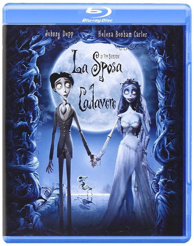 La Sposa Cadavere: Amazon.it: Tim Burton: Film e TV