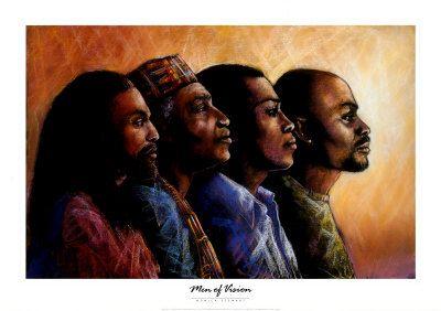 family african artwork | by Monica Stewart