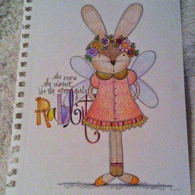 Lindsay Ostrom: Easter mail JOY!!!!