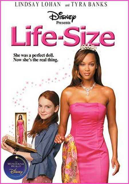 "Tyra Banks Will Star In Disney Channel's ""Life-Size"" Sequel Movie"