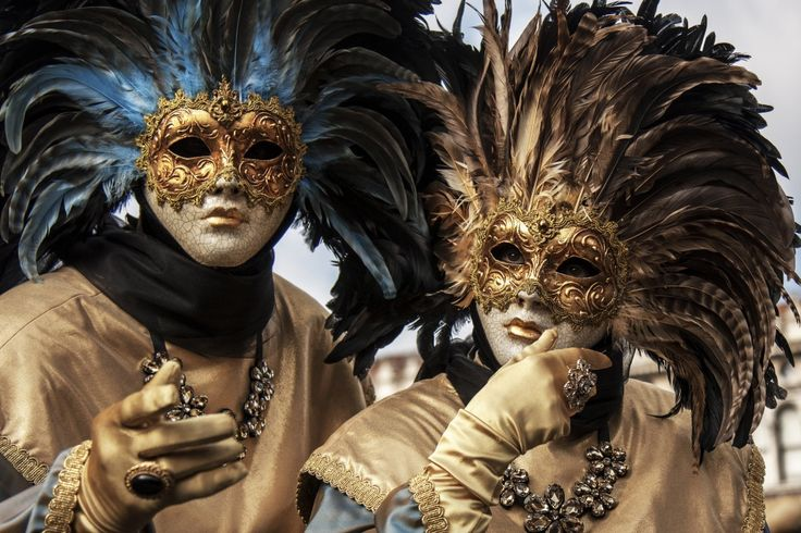 The most extravagant, spectacular and dazzling costumes you'll ever see.