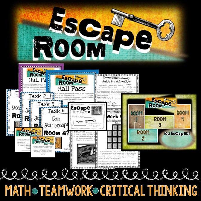 Escape Room Team Building Activity