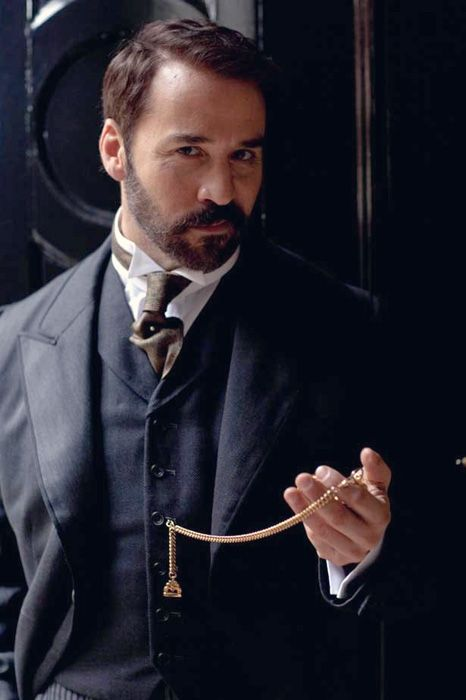 Mr. Selfridge (series 2013 - ) Starring: Jeremy Piven as Harry Selfridge. Centers on the real-life story of the flamboyant and visionary American founder of Selfridge's, London's department store.
