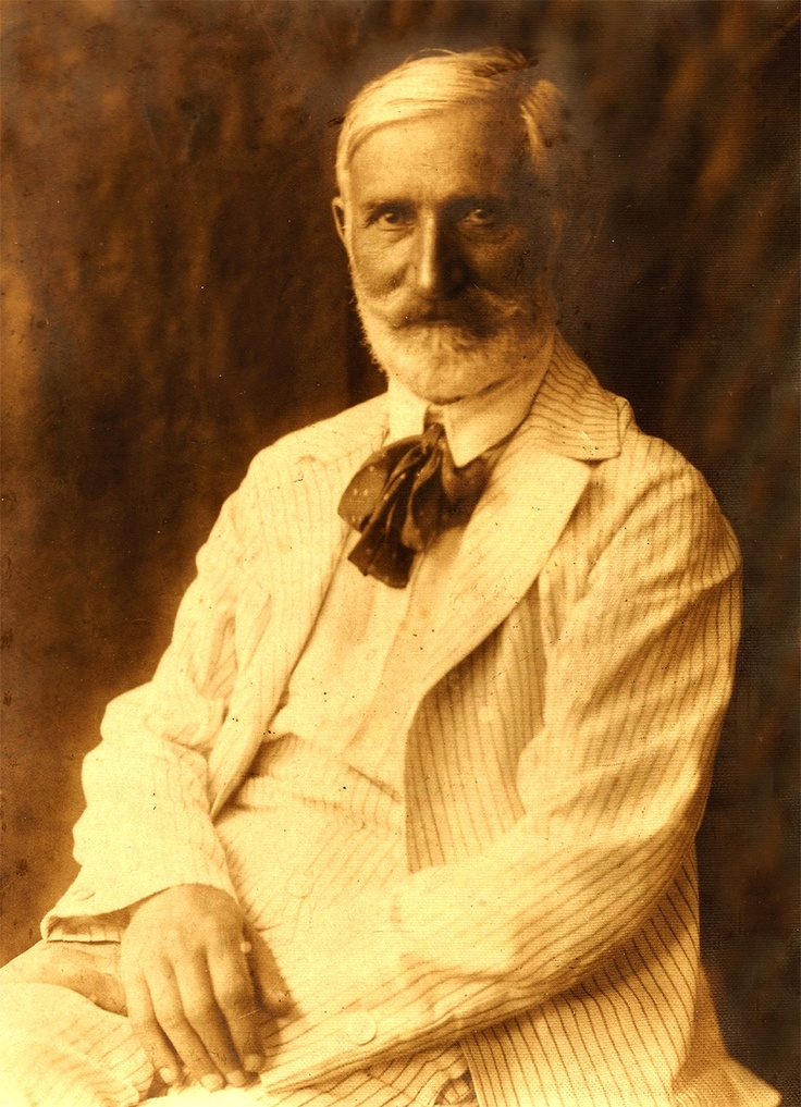 """Benedek Elek (1924) - Benedek Elek (Kisbacon, 1859. szeptember 30. – Kisbacon, 1929. augusztus 17.) újságíró, író, """"a nagy mesemondó""""."""