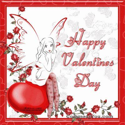 Valentinesfairies Fairy Valentine Day Cards Fairy Tale