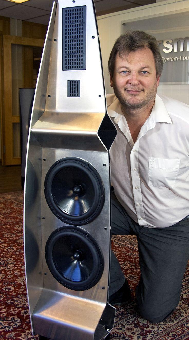 Forsman D2 Open Baffle Loudspeaker