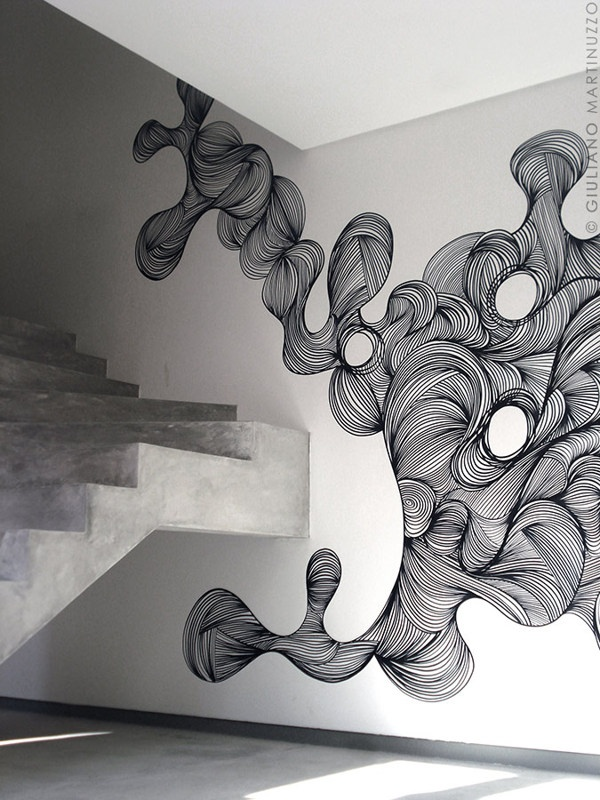 Wallart by Giuliano Martinuzzo