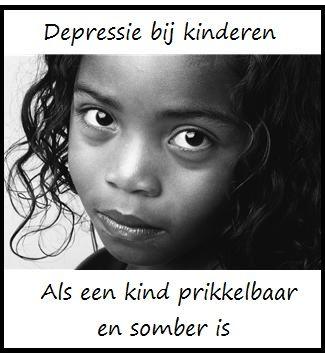 Depressie bij kinderen: als een kind prikkelbaar en somber is