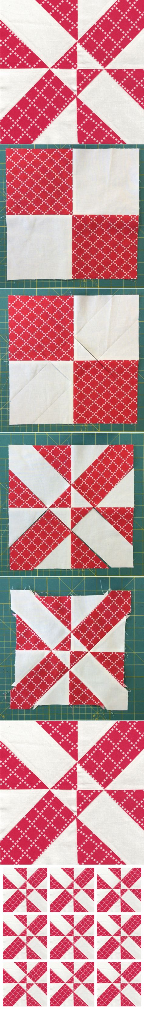 109 best Blocks images on Pinterest | Quilt block patterns, Quilt ...
