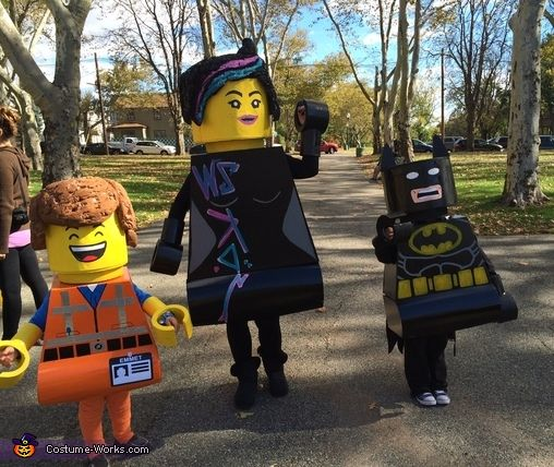 The 25 best lego halloween costumes ideas on pinterest diy lego family lego halloween costume contest at costume works solutioingenieria Choice Image