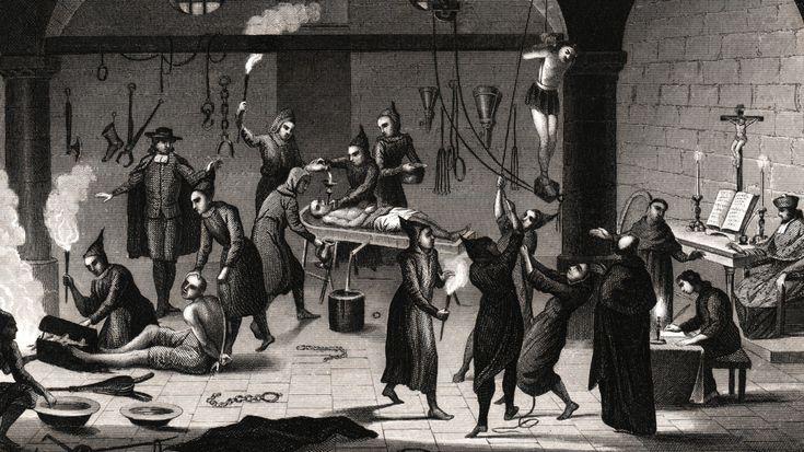 L'Inquisition au cinma : liste de 25 films - cinetraficfr
