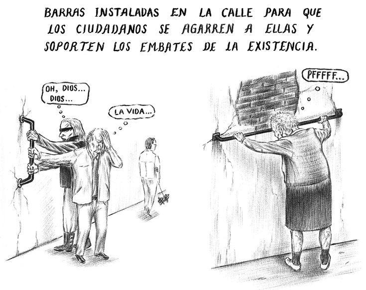 Escenas de Miguel Noguera | Papel | EL MUNDO
