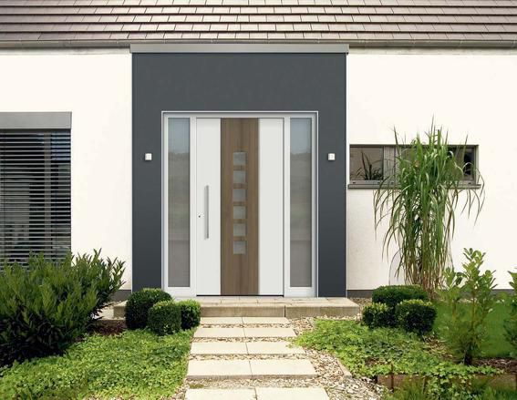 An Entrance Door with a timeless look!