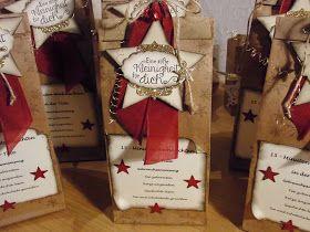 Kreativ am Deich : ...15 Minuten Weihnachten in der Tüte....