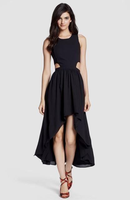 Vestidos Largos Juveniles, Vestidos De Fiesta Juveniles, Largos Vestidos, Moda Juveniles, Para Los Vestidos, Vestidos Negros, Bellos Vestidos, Vestidos
