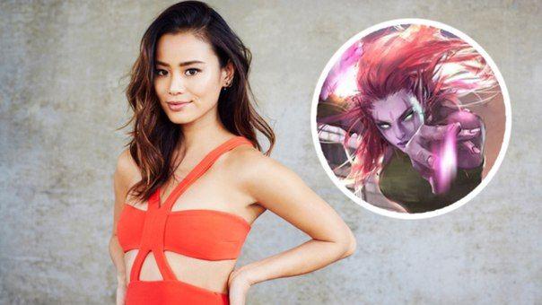 Актриса Джейми Чанг («Запрещенный прием», «Мальчишник 2: Из Вегаса В Бангкок») получила роль мутантки Кларис Фергюсон / Блинк в безымянном телесериале из вселенной Людей Икс.