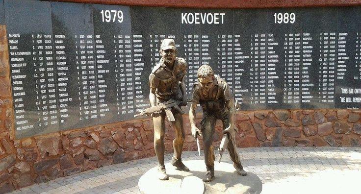 -Koevoet Memorial !