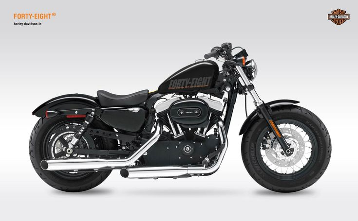 Harley Davidson Forty Eight Bike